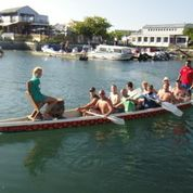 The dragon boat race is sure to bring out your competitive streak.