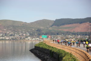 The mountain and road bike races are among the popular sporting events.